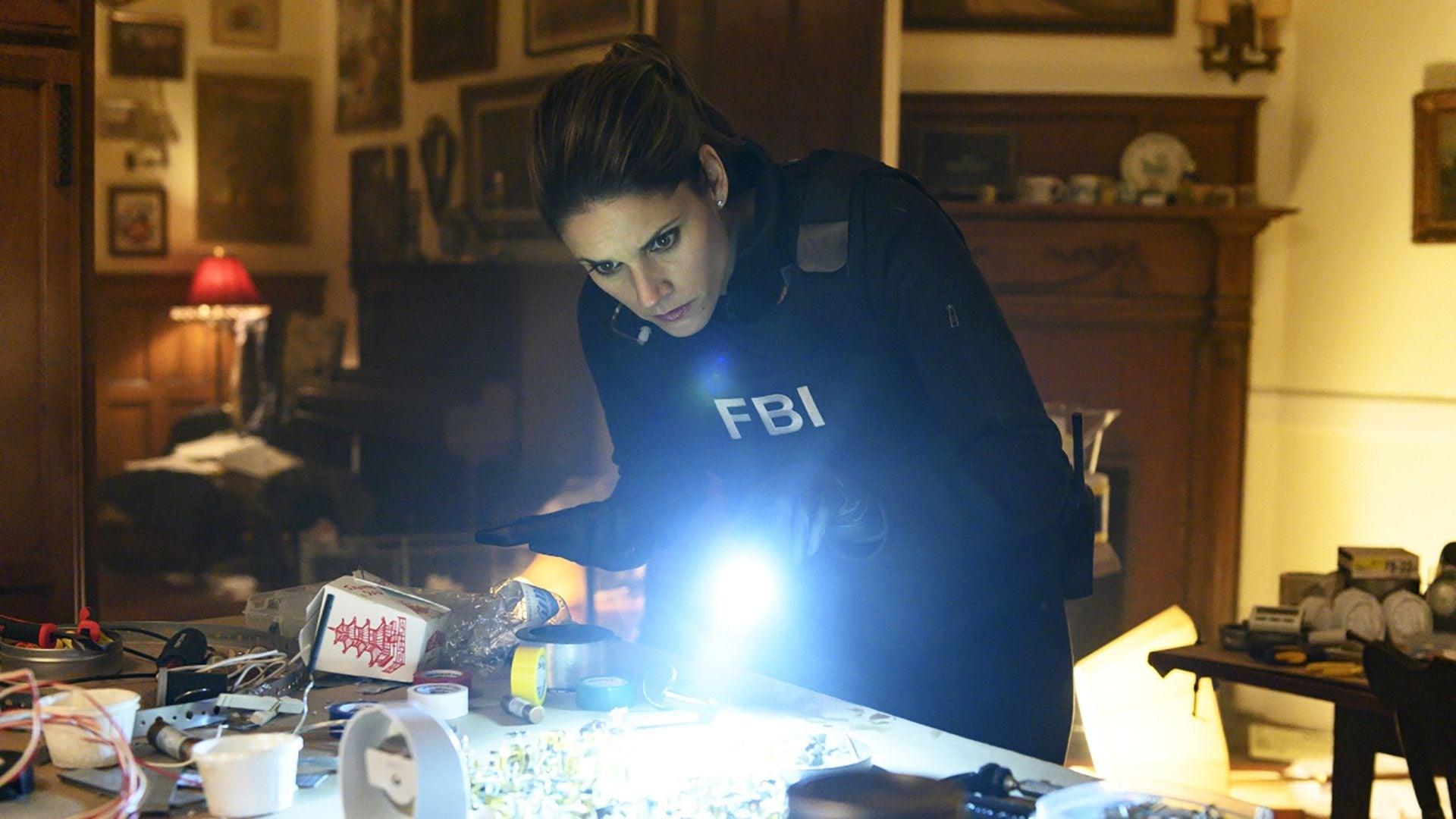 FBI Season 1 :Episode 15  Kampf der Geschlechter