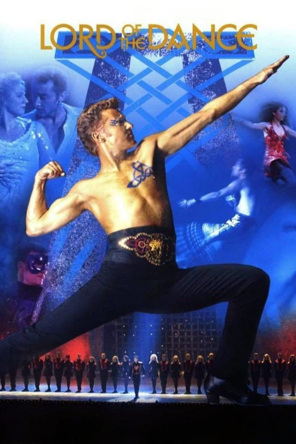 Lord of the Dance (1997) - Posters — The Movie Database (TMDb)