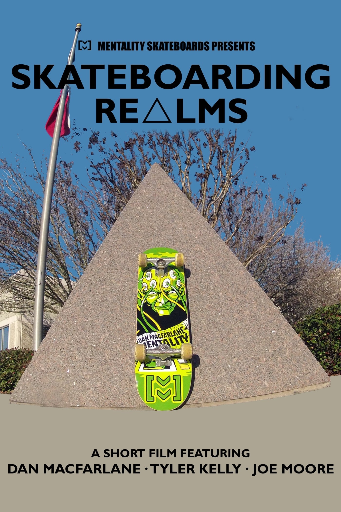Skateboarding Realms on FREECABLE TV