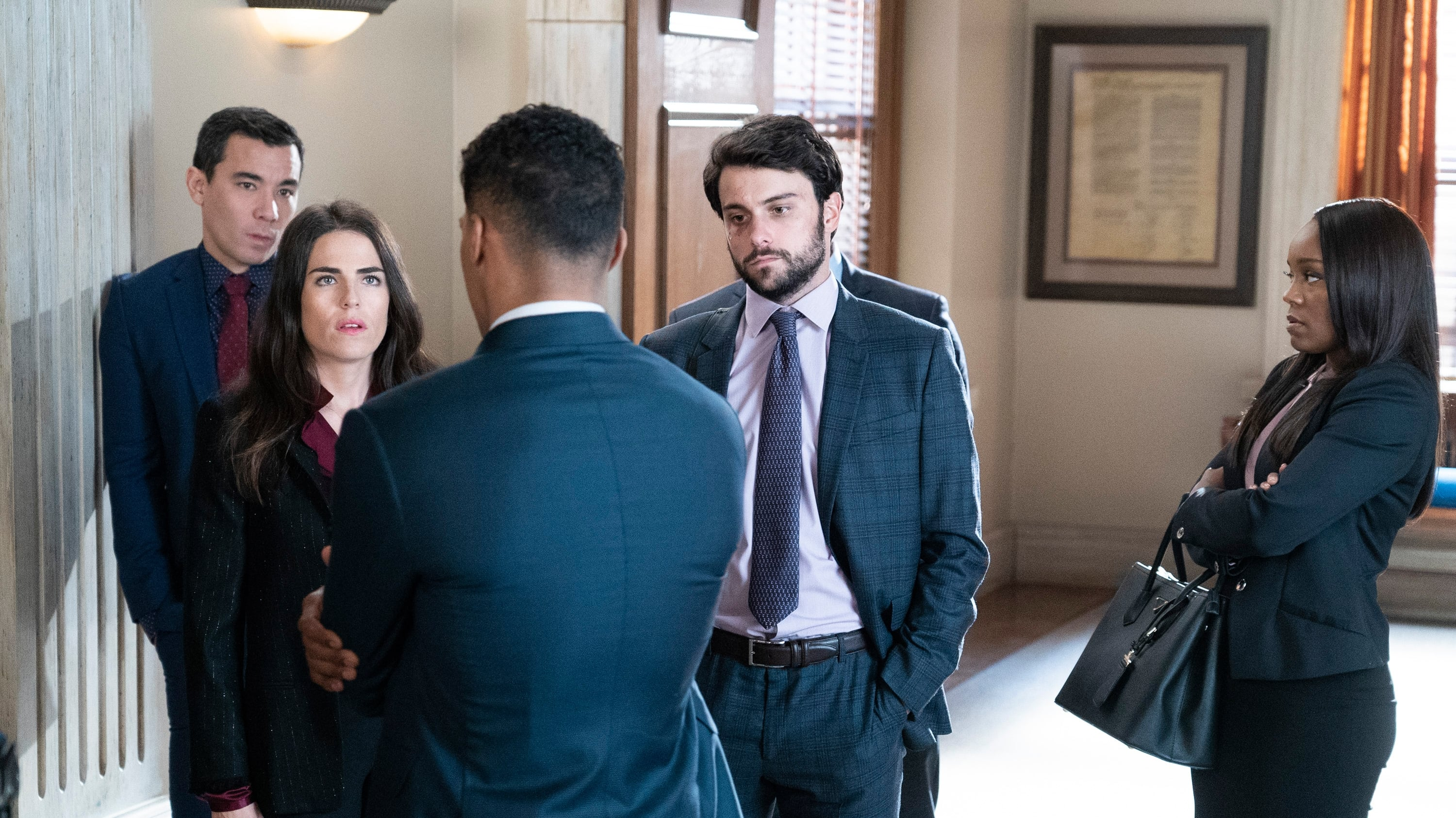 How to Get Away with Murder Season 5 :Episode 12  We Know Everything