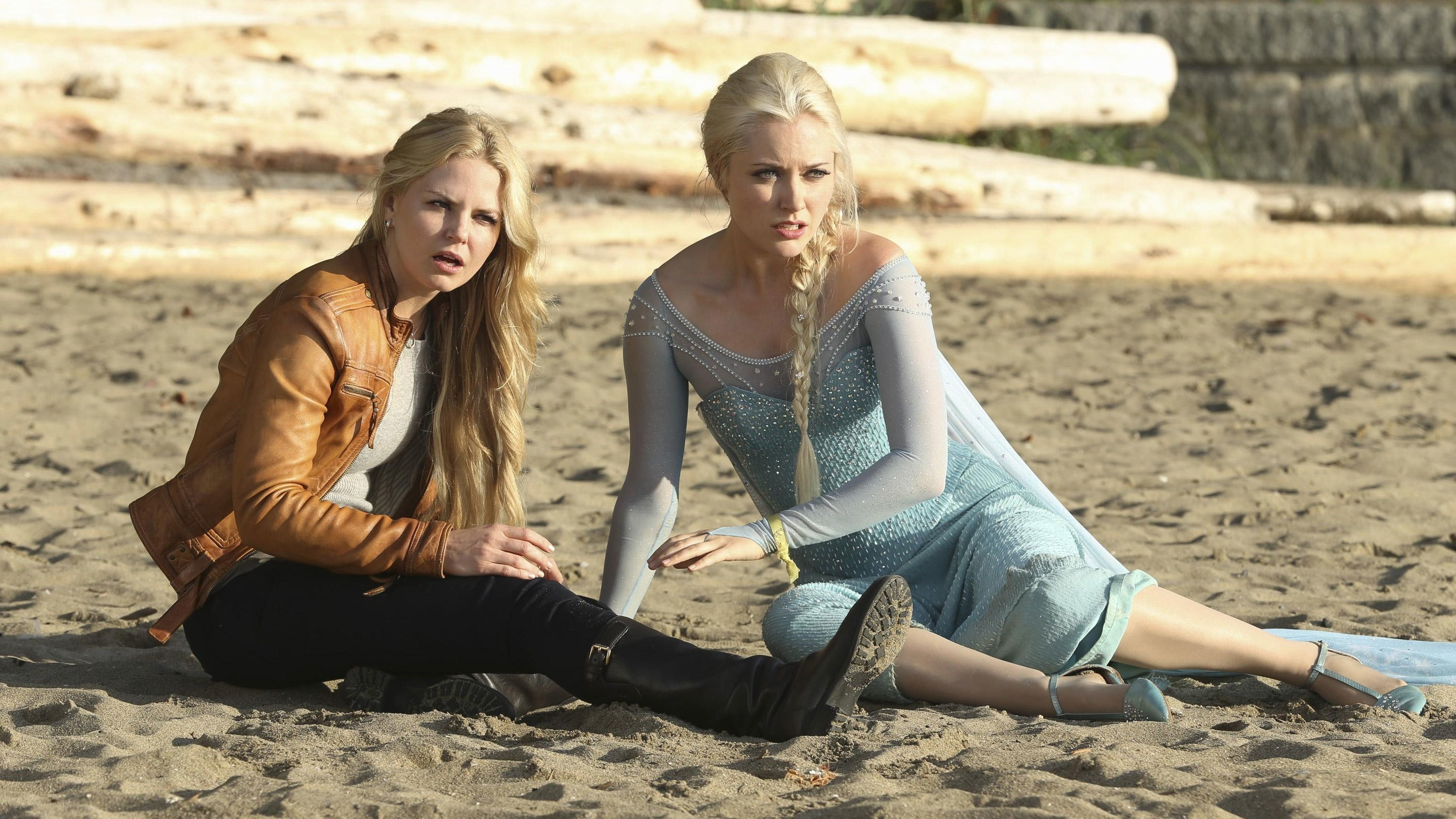 Once Upon a Time Season 4 :Episode 10  Fall