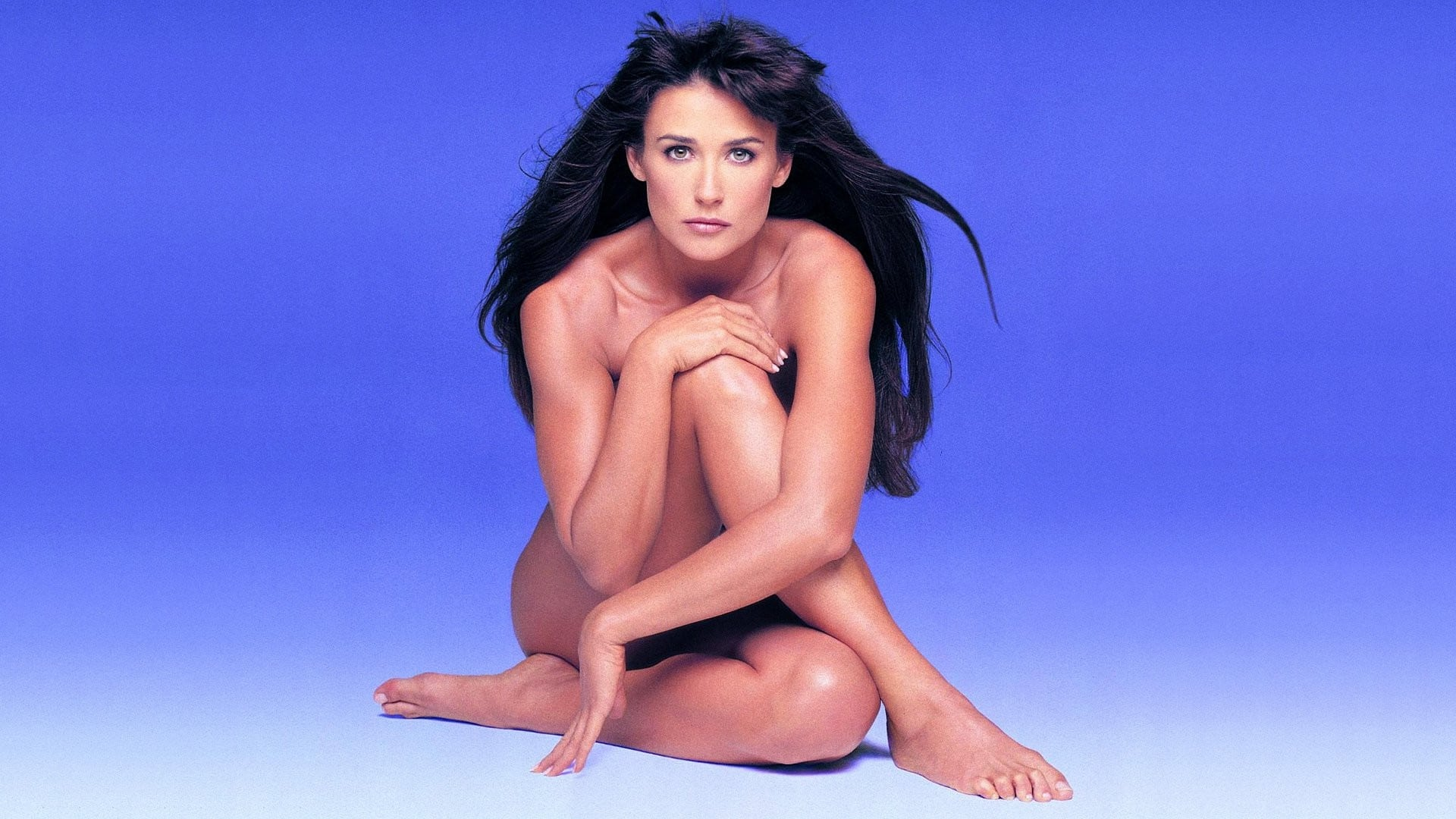 Striptease Demi Moore Editorial Stock Photo