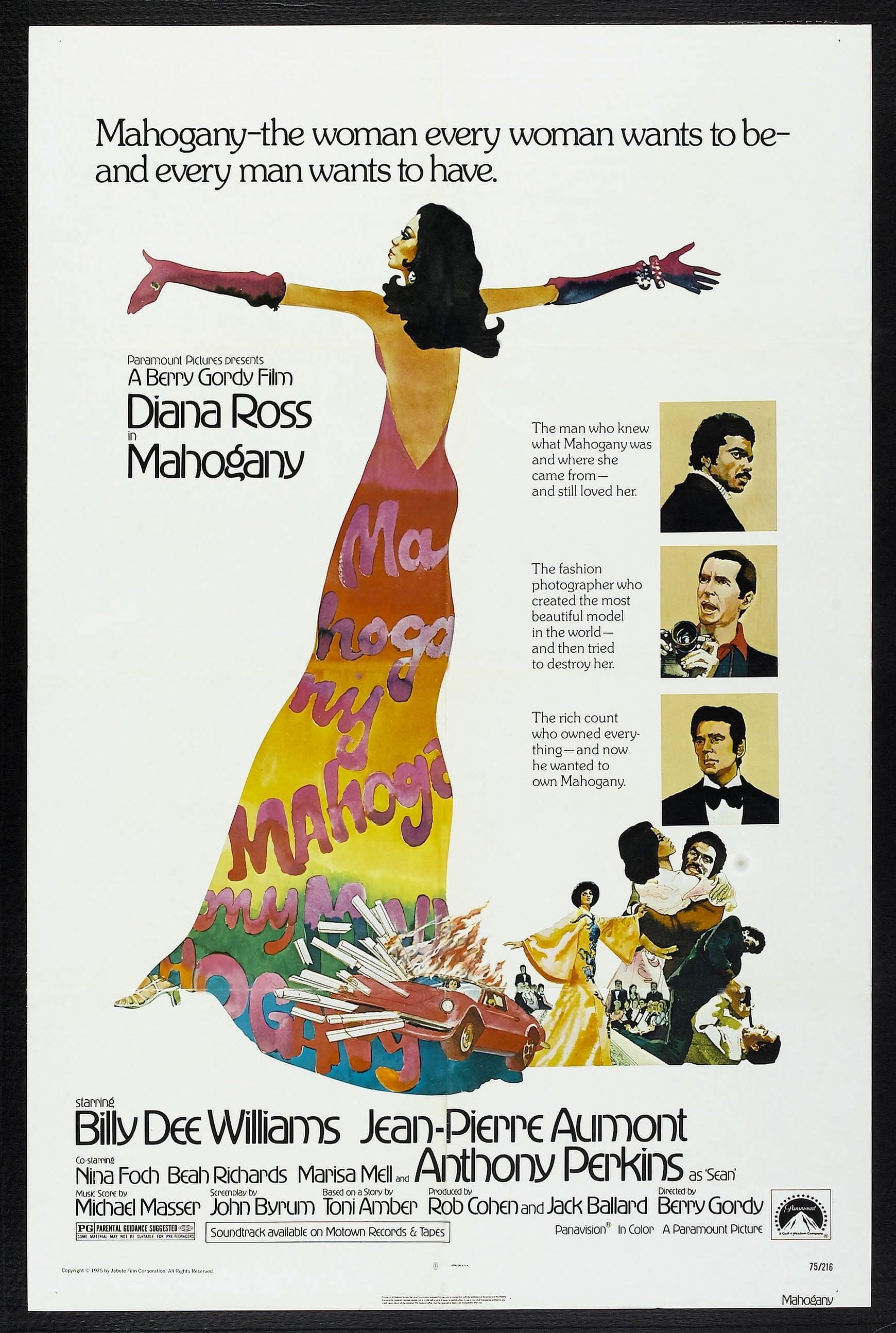 Ver Mahogany, piel caoba Online HD Español (1976)