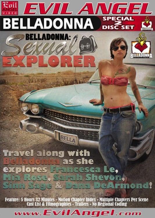 внутри белладонна сексуальный исследователь фотографии рекламы туристического