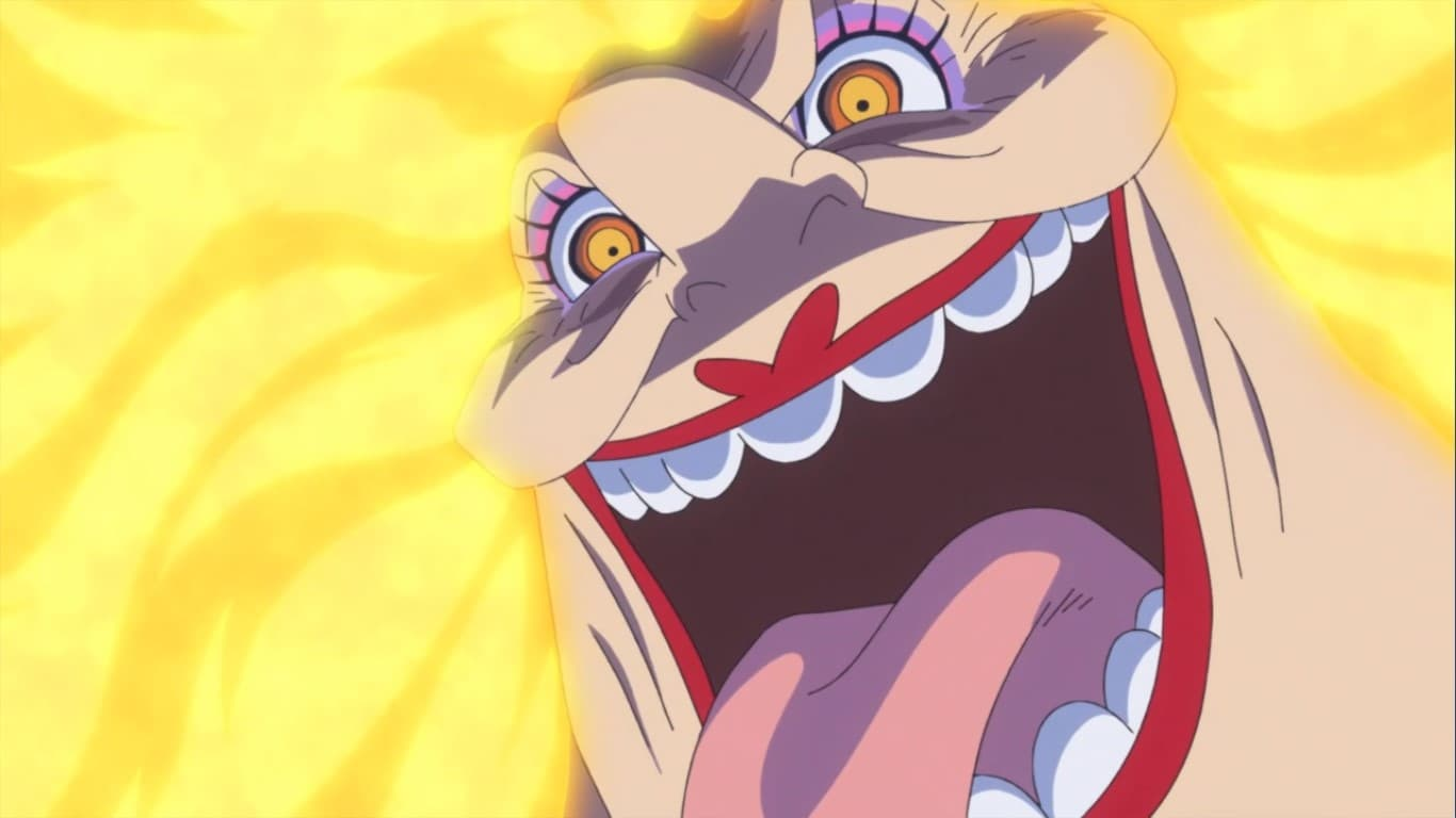 One Piece Season 19 :Episode 864  Finally, The Clash! The Emperor of the Sea vs. the Straw Hats!