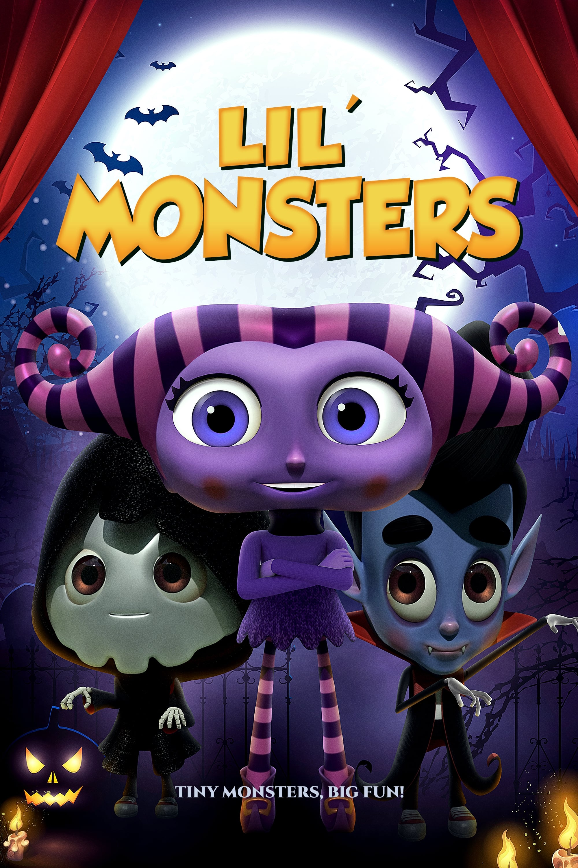 Lil' Monsters on FREECABLE TV