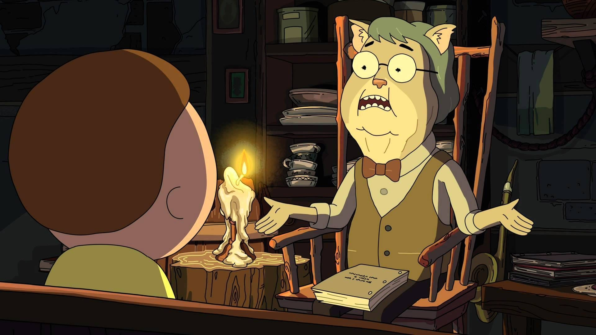 Rick and Morty Season 2 :Episode 9  Look Who's Purging Now