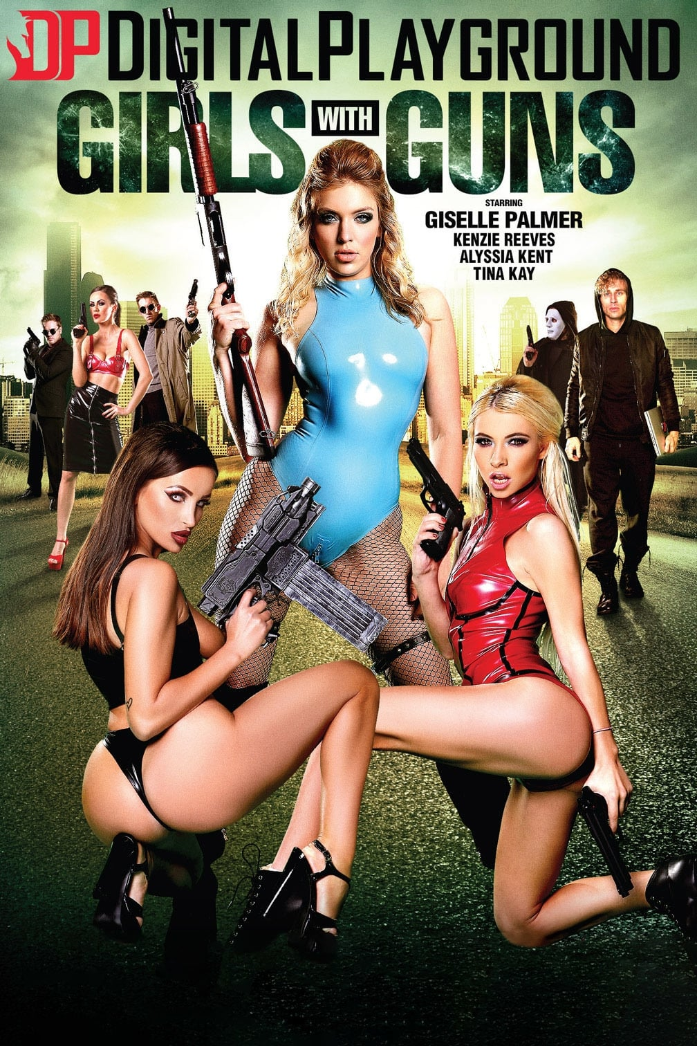 Ver Girls with Guns Online HD Español ()