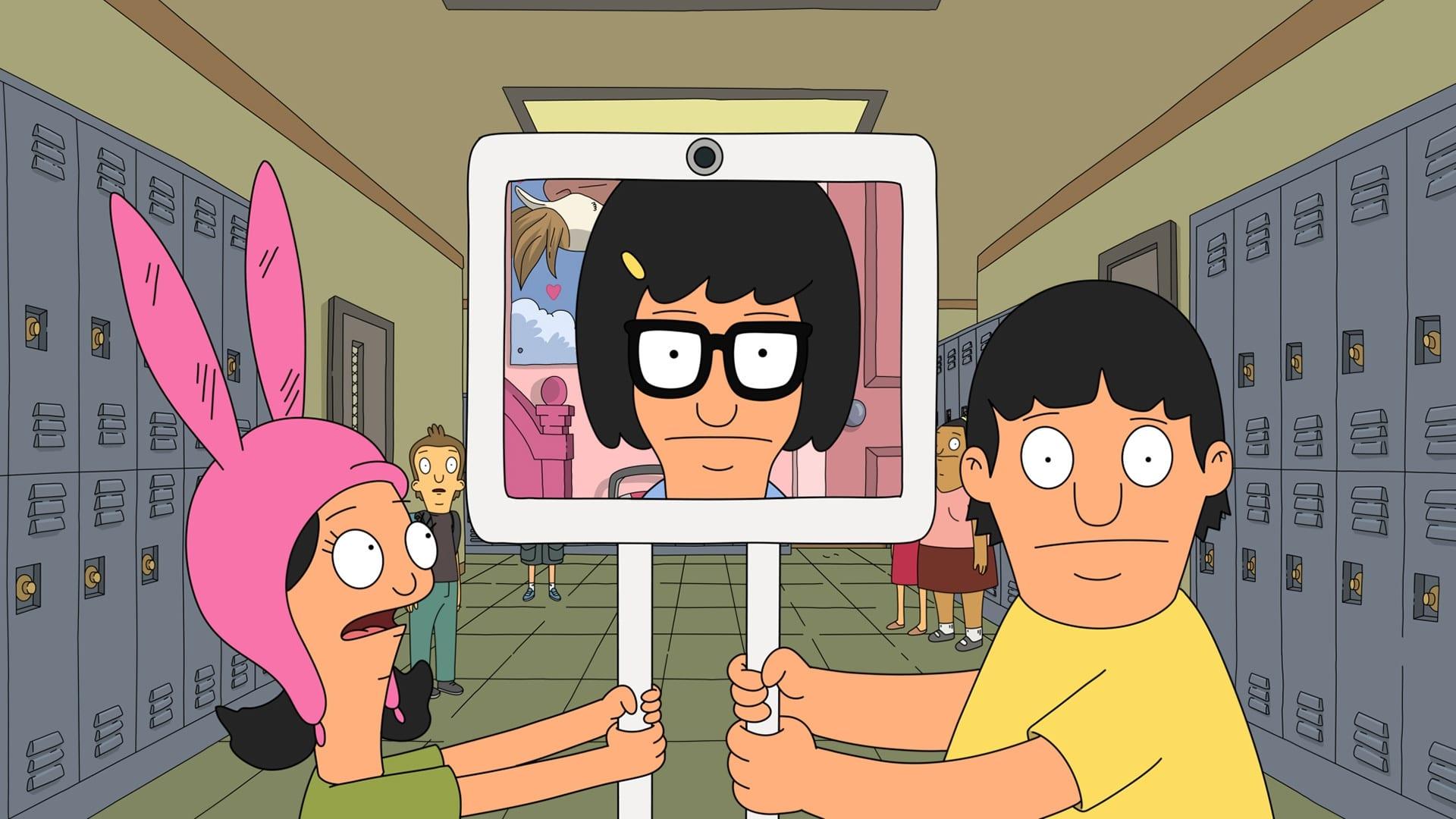 Bob's Burgers - Season 7 Episode 8 : Ex Mach Tina