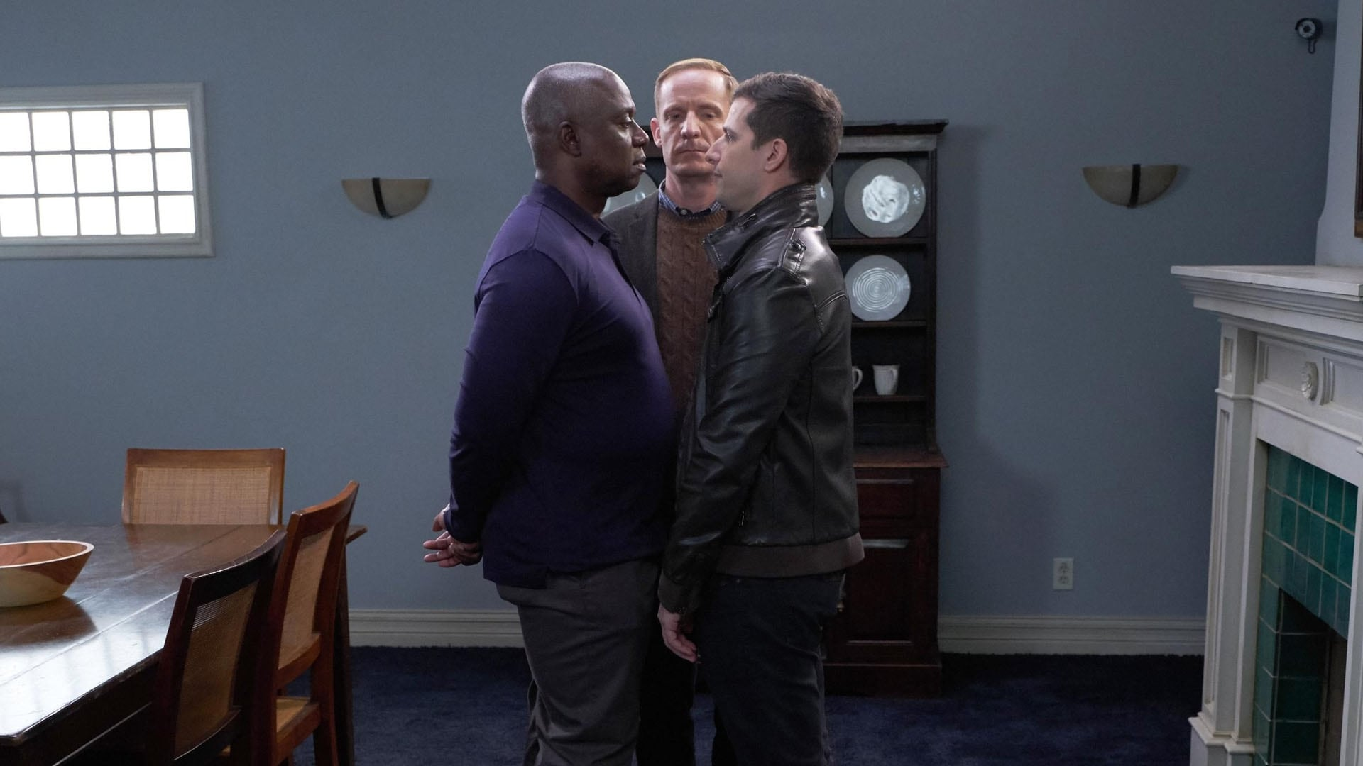 Brooklyn Nine-Nine Season 5 :Episode 12  Safe House