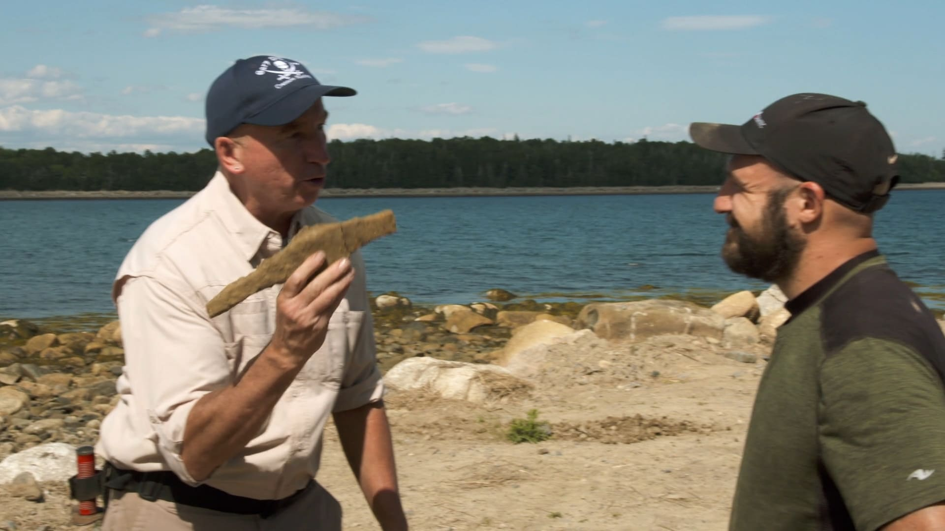 The Curse of Oak Island Season 8 :Episode 1  Remote Control