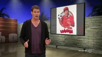 Tosh.0 Season 2 :Episode 14  Cartwheeling Goalie