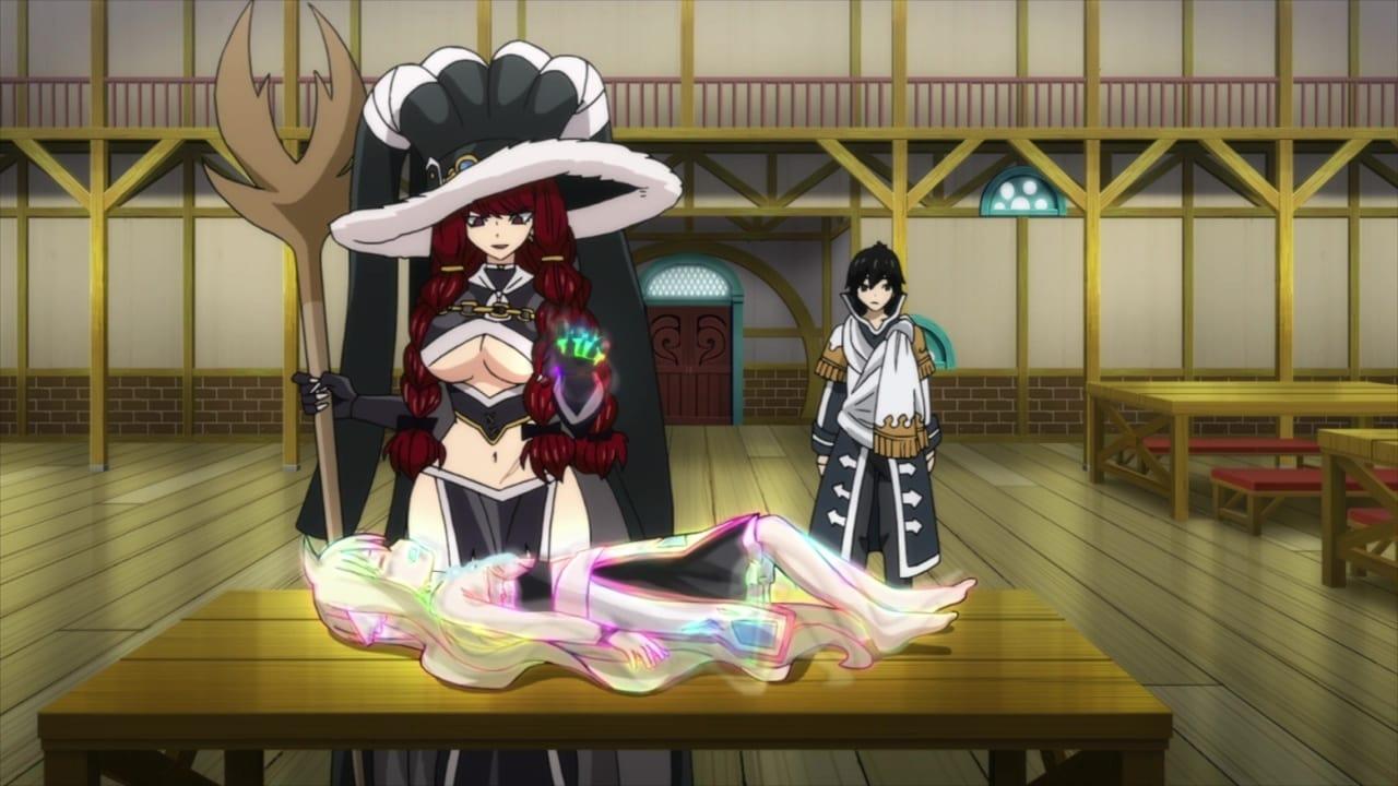 Fairy Tail Season 8 :Episode 29  Der Wintermagier