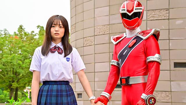 Super Sentai Season 44 :Episode 20  Dangerous Pair