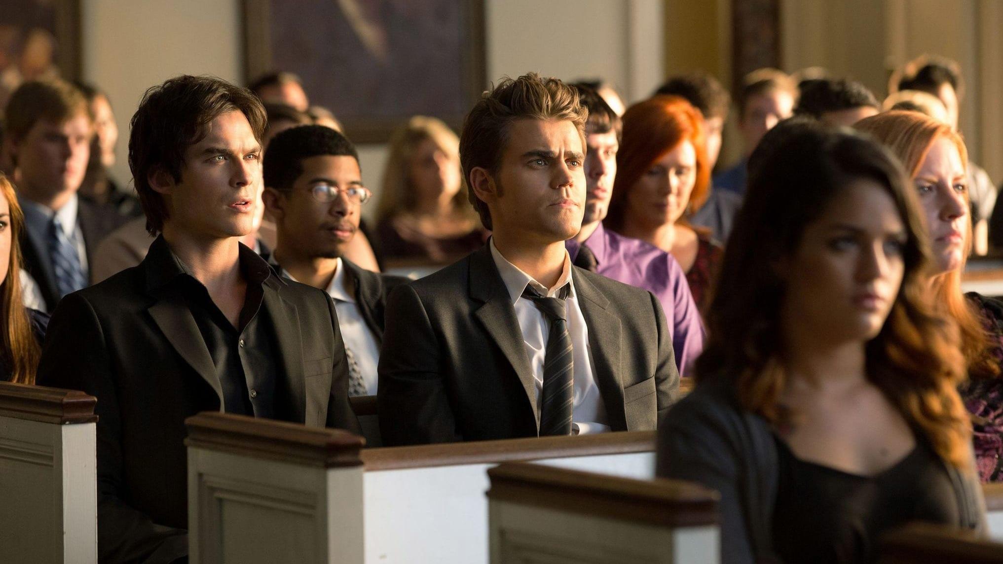 The Vampire Diaries Season 4 :Episode 2  Memorial