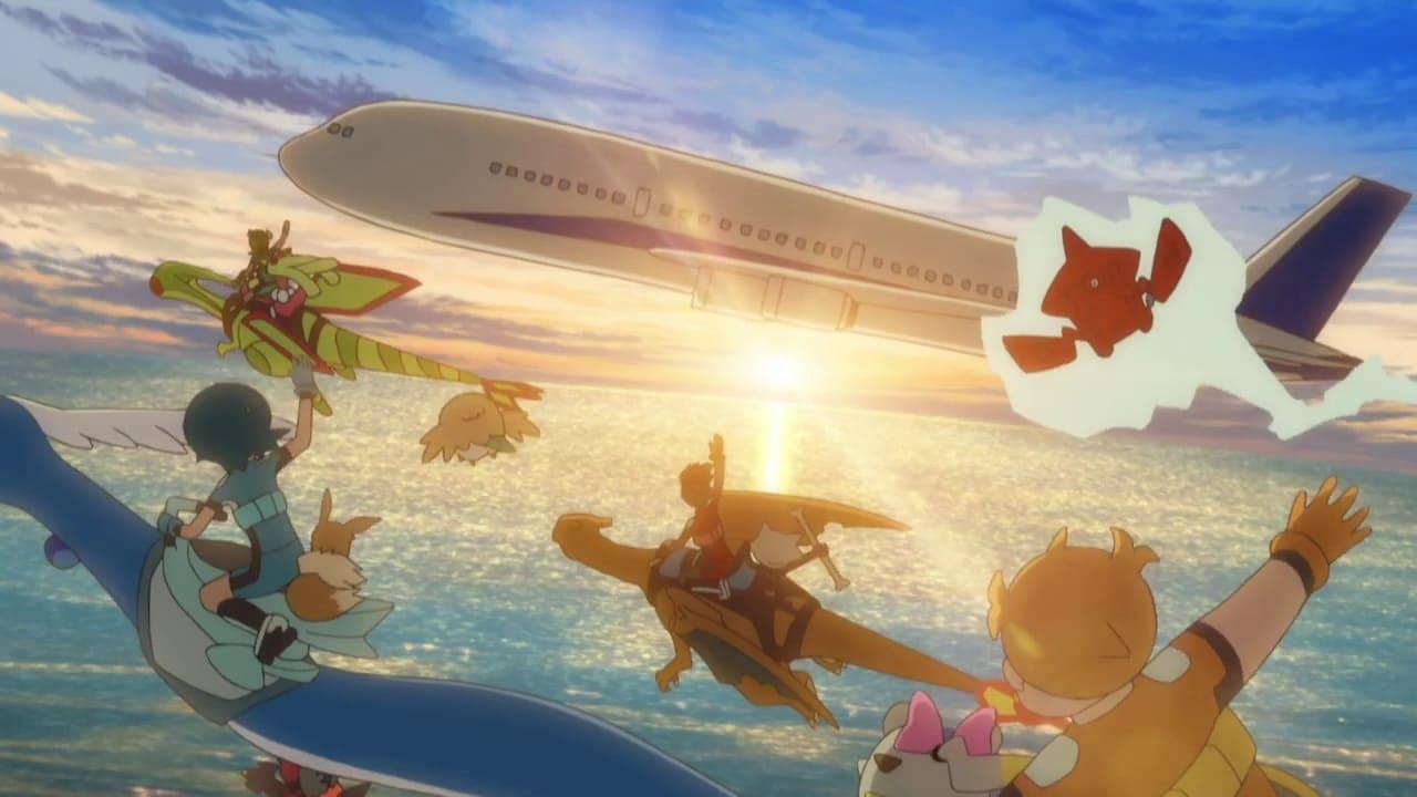 Pokémon Season 22 :Episode 54  Danke, Alola! Die Reise geht weiter!