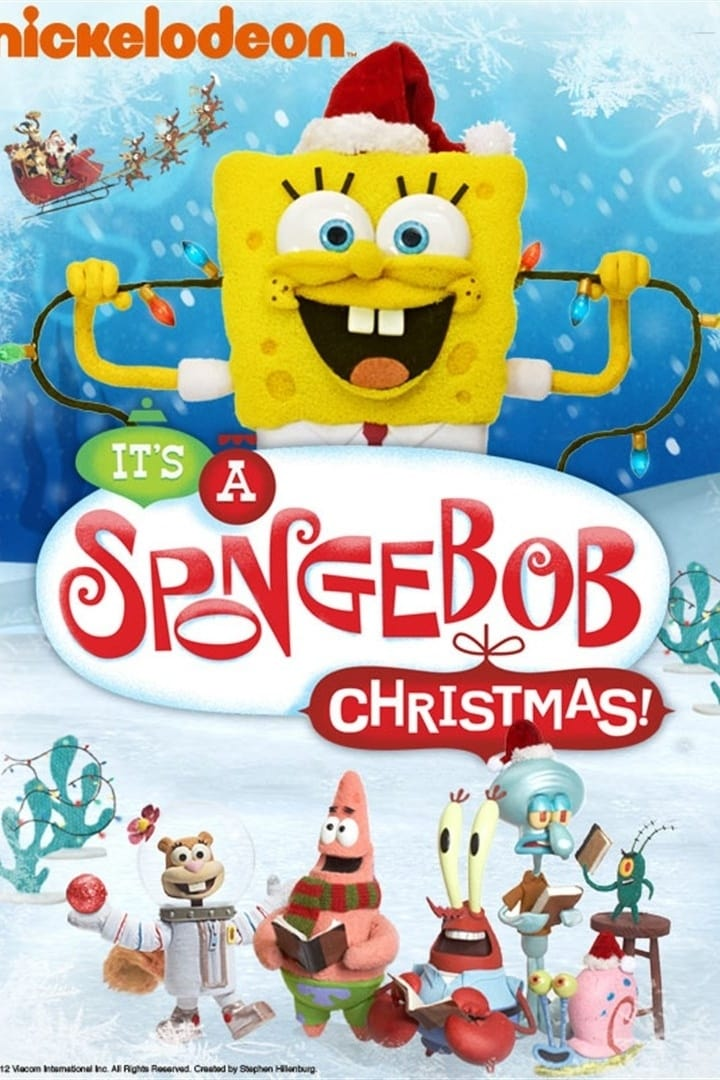 O Natal Do Bob Esponja Dublado
