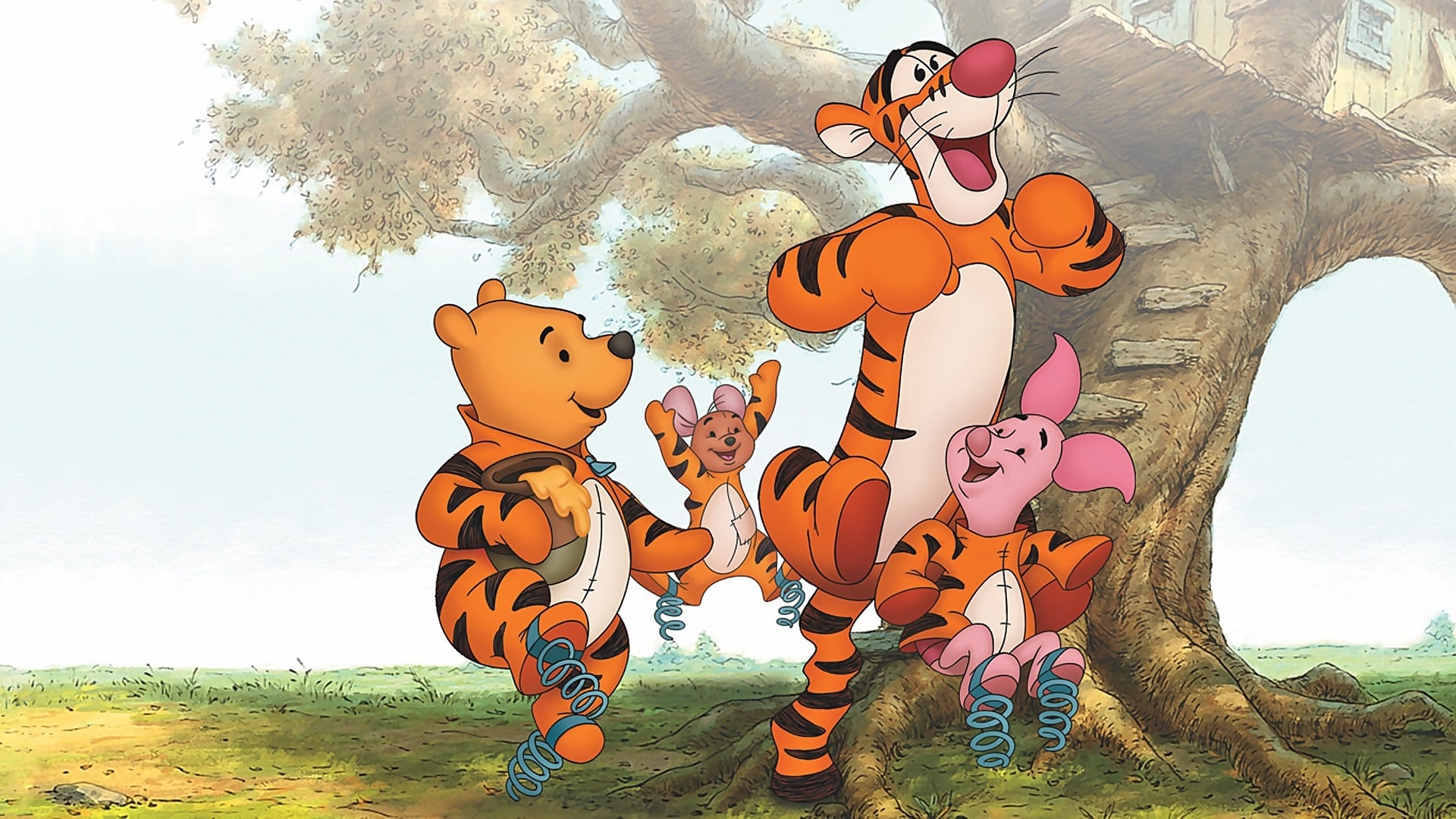 Solar For America >> Watch The Tigger Movie (2000) Free Solar Movie Online ...