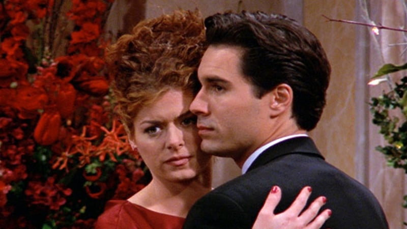 Will & Grace Season 1 :Episode 22  Object Of My Rejection