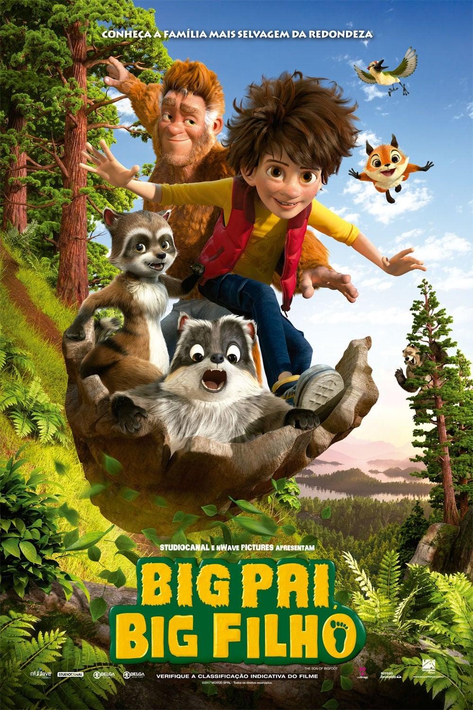 Big Pai, Big Filho – Dublado (2017)