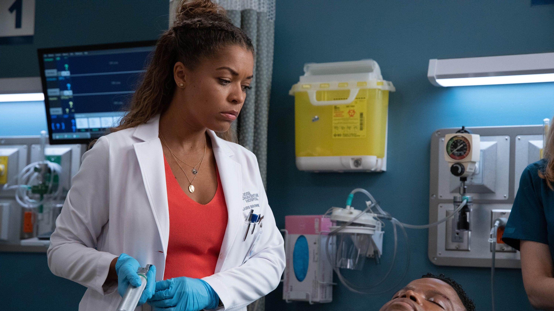 The Good Doctor Season 3 :Episode 9  Halbes Herz