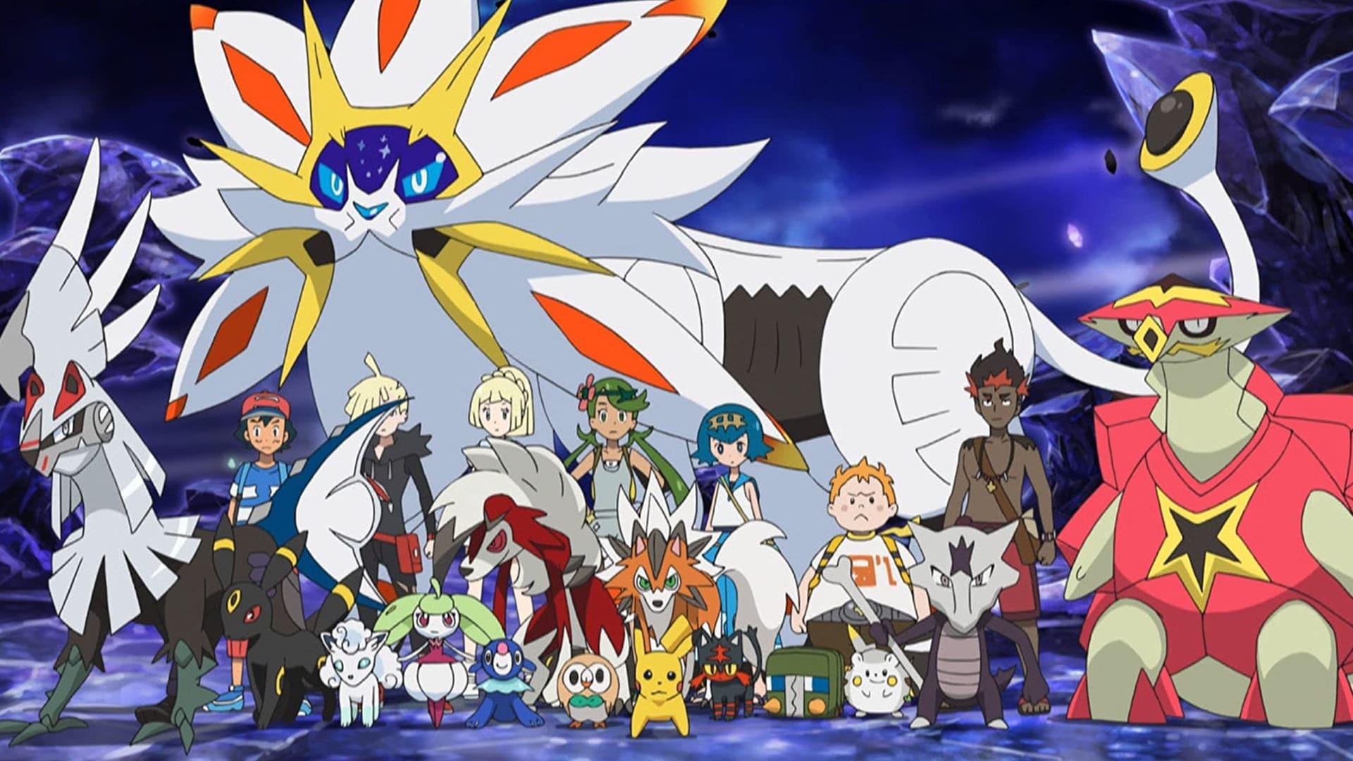 Pokémon Season 21 :Episode 10  Rescuing the Unwilling!