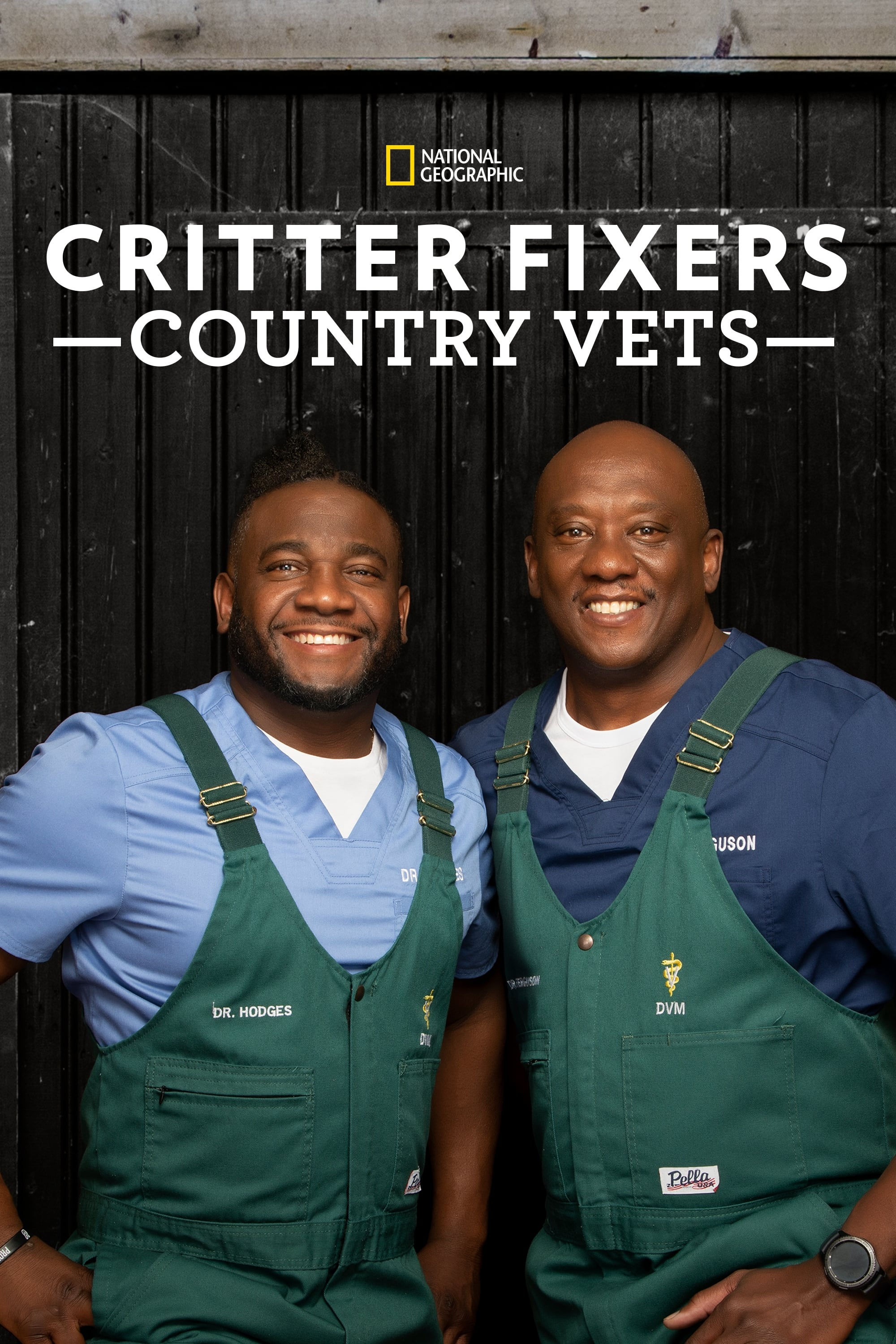 Critter Fixers: Country Vets TV Shows About Animal