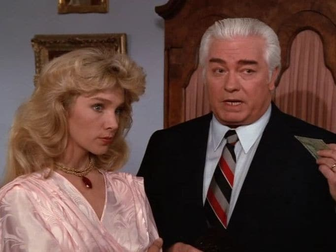 Murder, She Wrote Season 4 :Episode 14  Curse of the Daanav