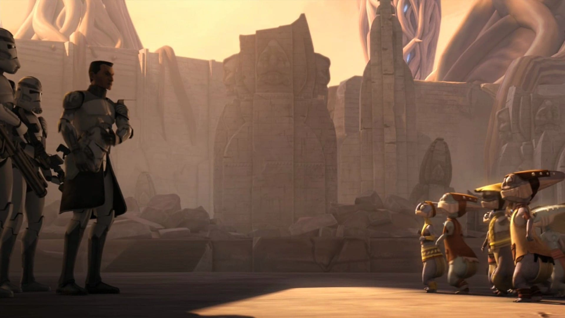 Star Wars: The Clone Wars Season 4 :Episode 5  Mercy Mission