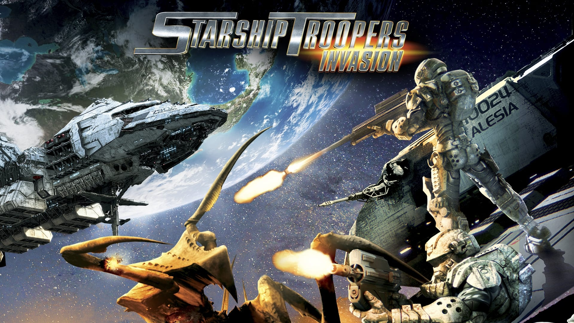 Starship Troopers - L'invasione (2012)