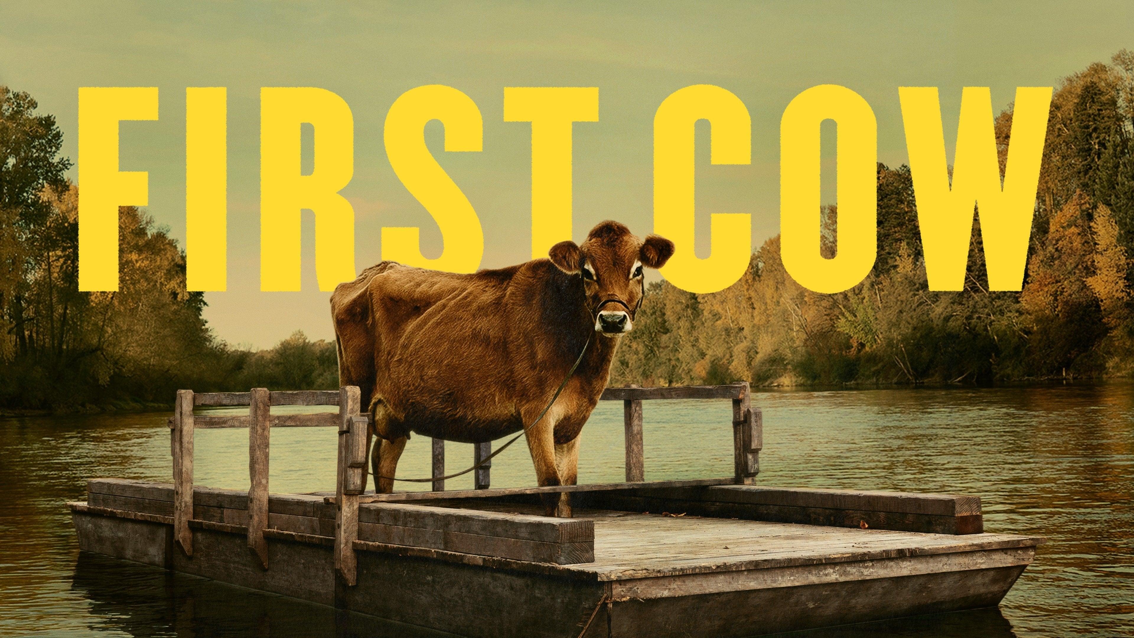 Първата крава