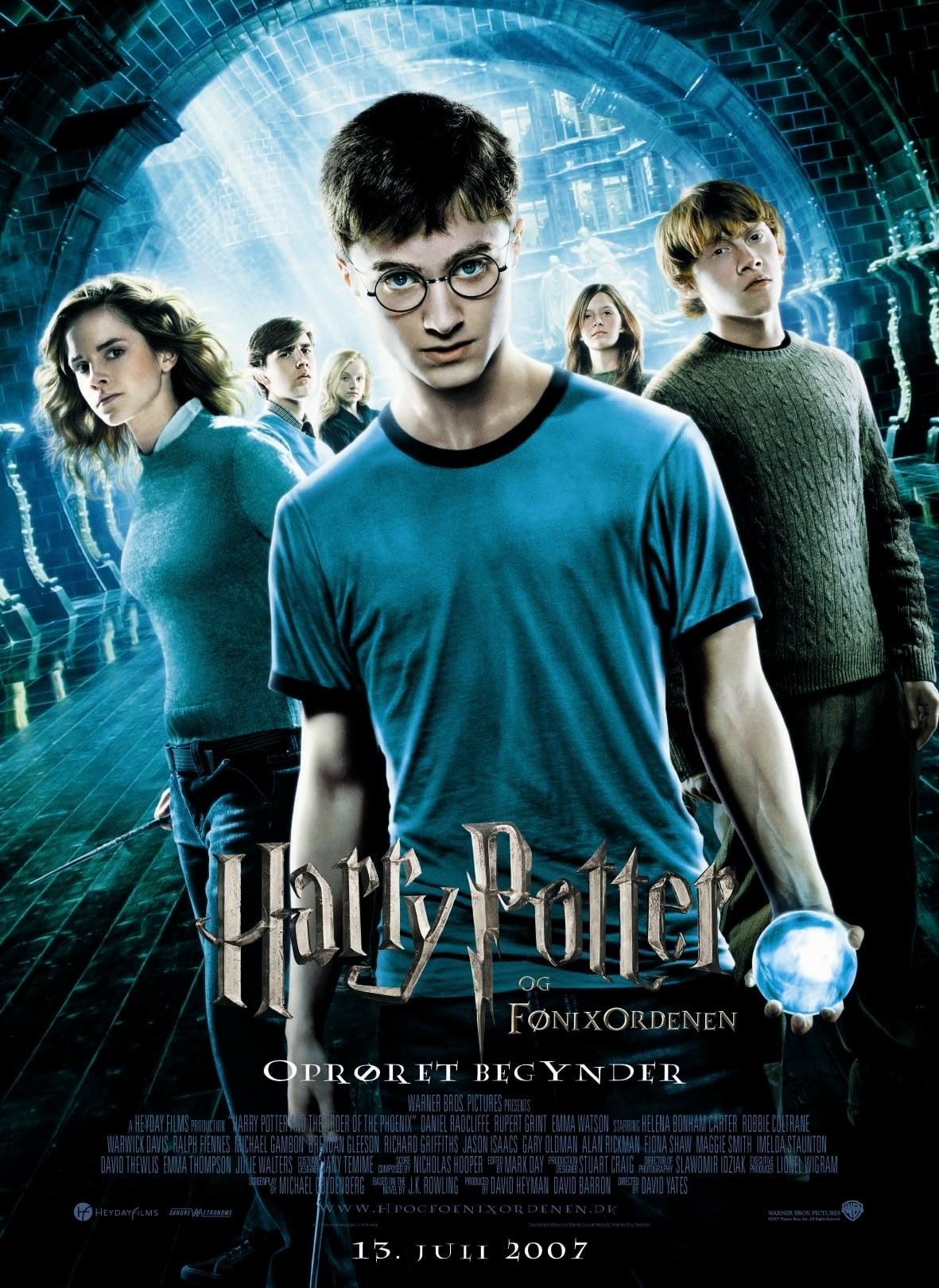 Harry Potter Askaban Stream