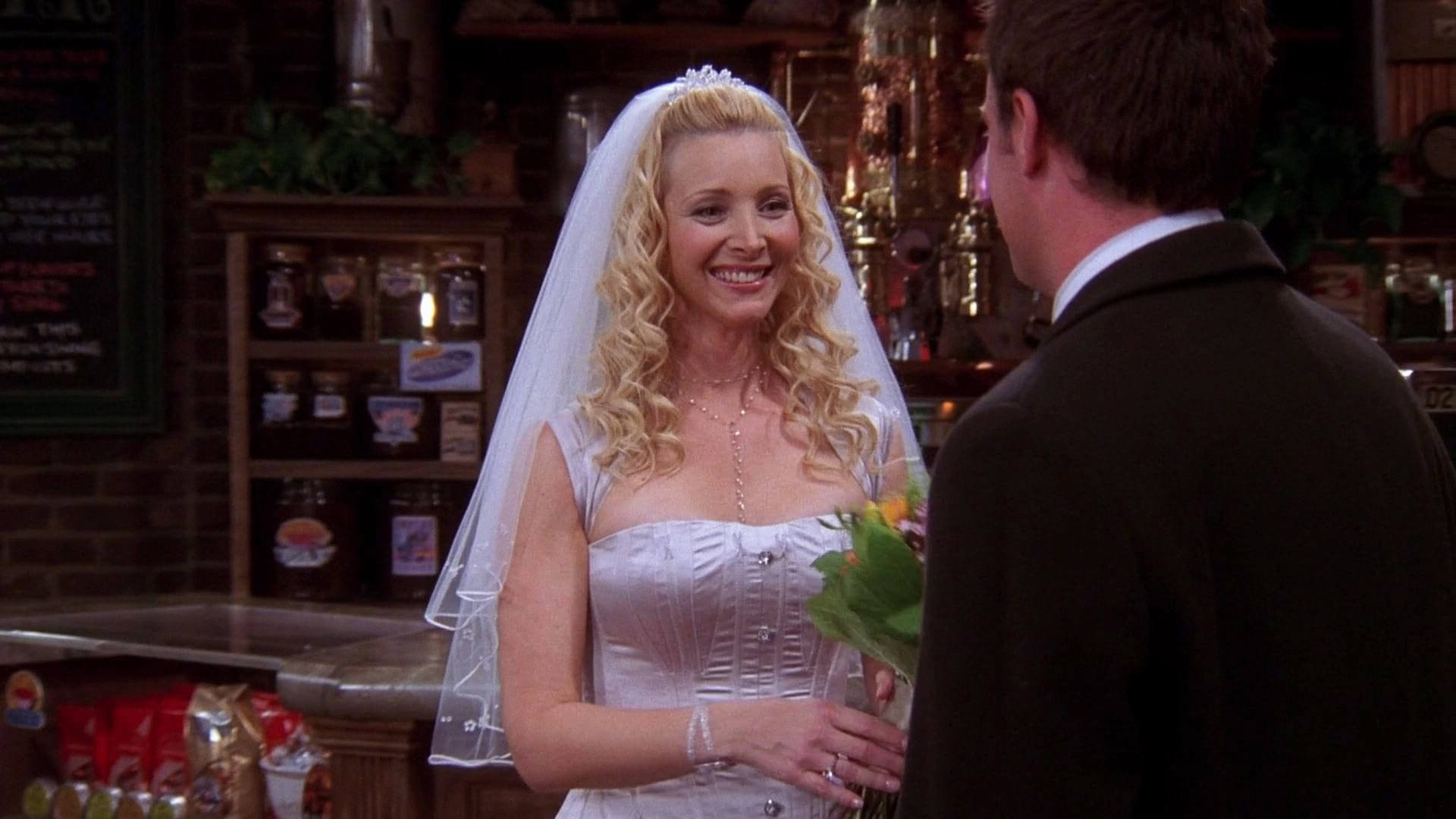 The One With Phoebe's Wedding
