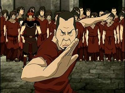 Avatar - Der Herr der Elemente Season 3 :Episode 14  Der brodelnde Fels (1)