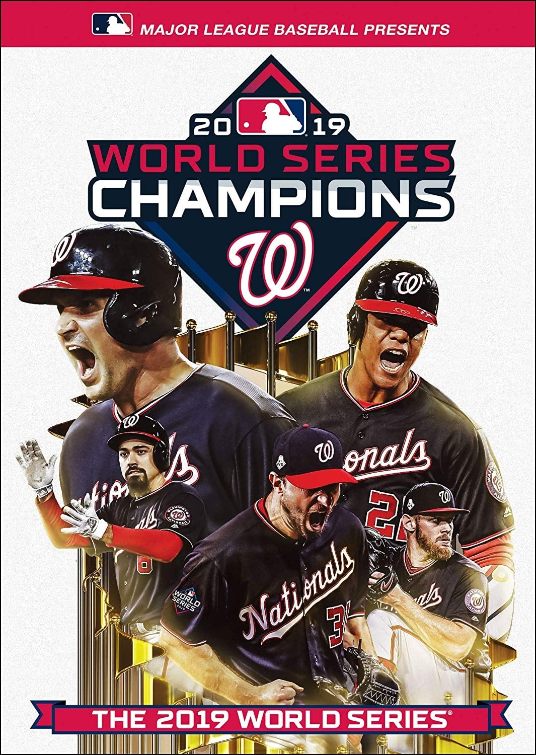 2019 World Series Champions: The Washington Nationals on FREECABLE TV