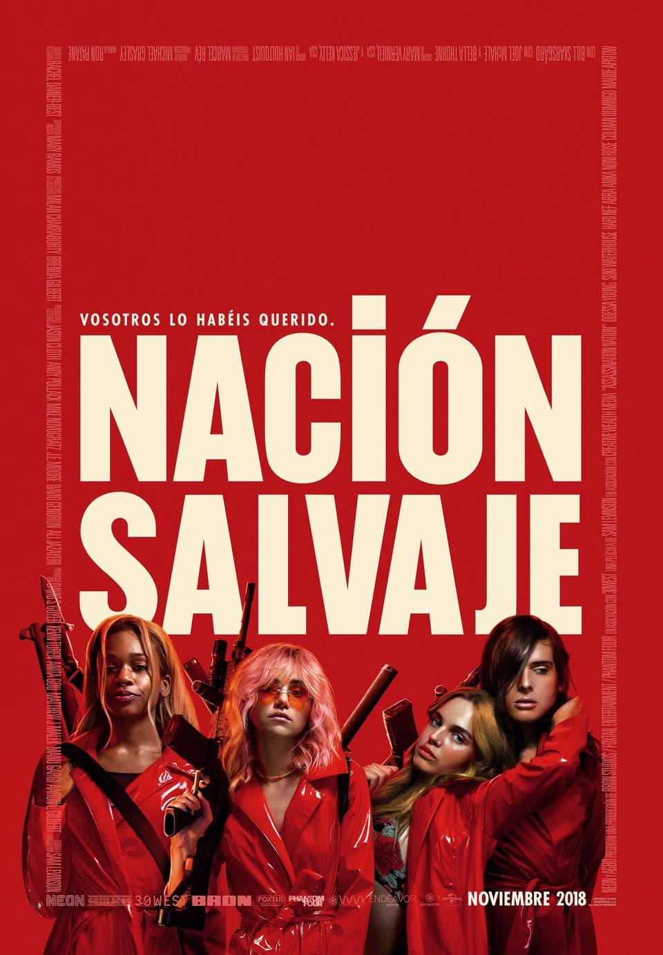 Imagen Nación salvaje