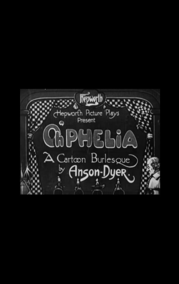 Ver Oh'phelia: A Cartoon Burlesque Online HD Español (1919)