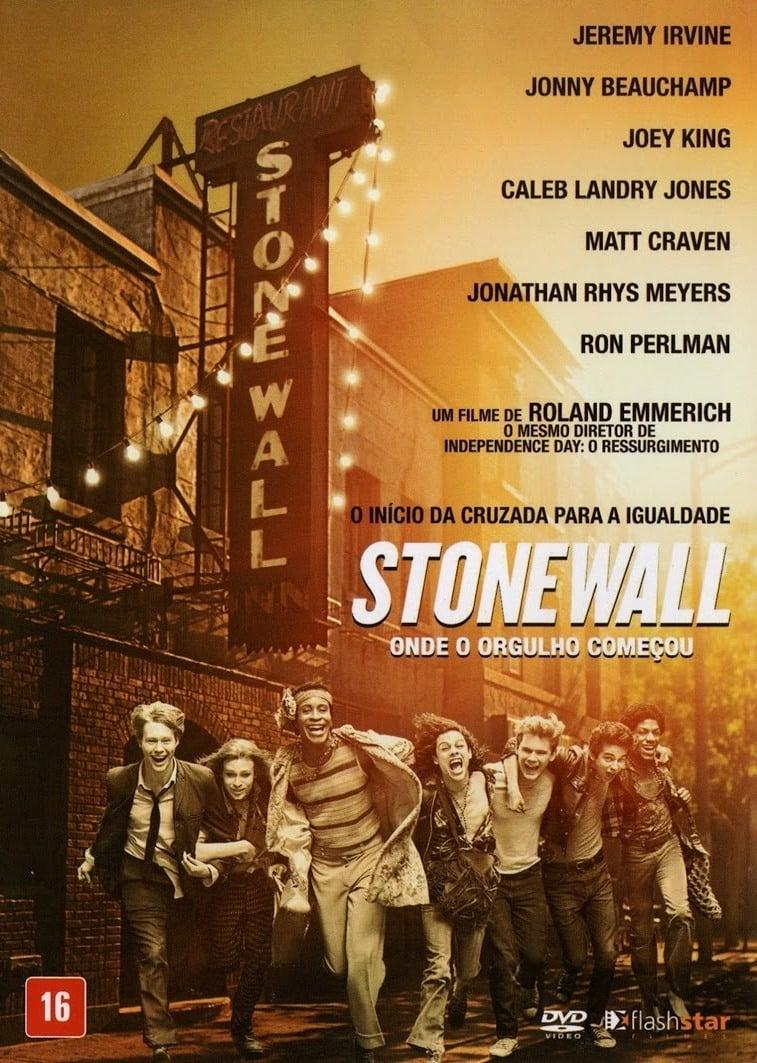 Stonewall – Onde o Orgulho Começou Dublado