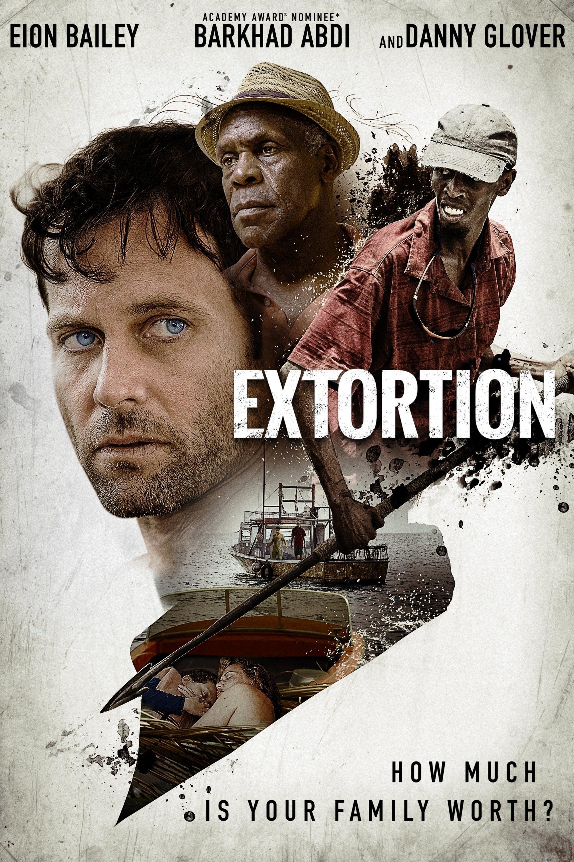 Išpirka / Extortion (2017) žiūrėti online