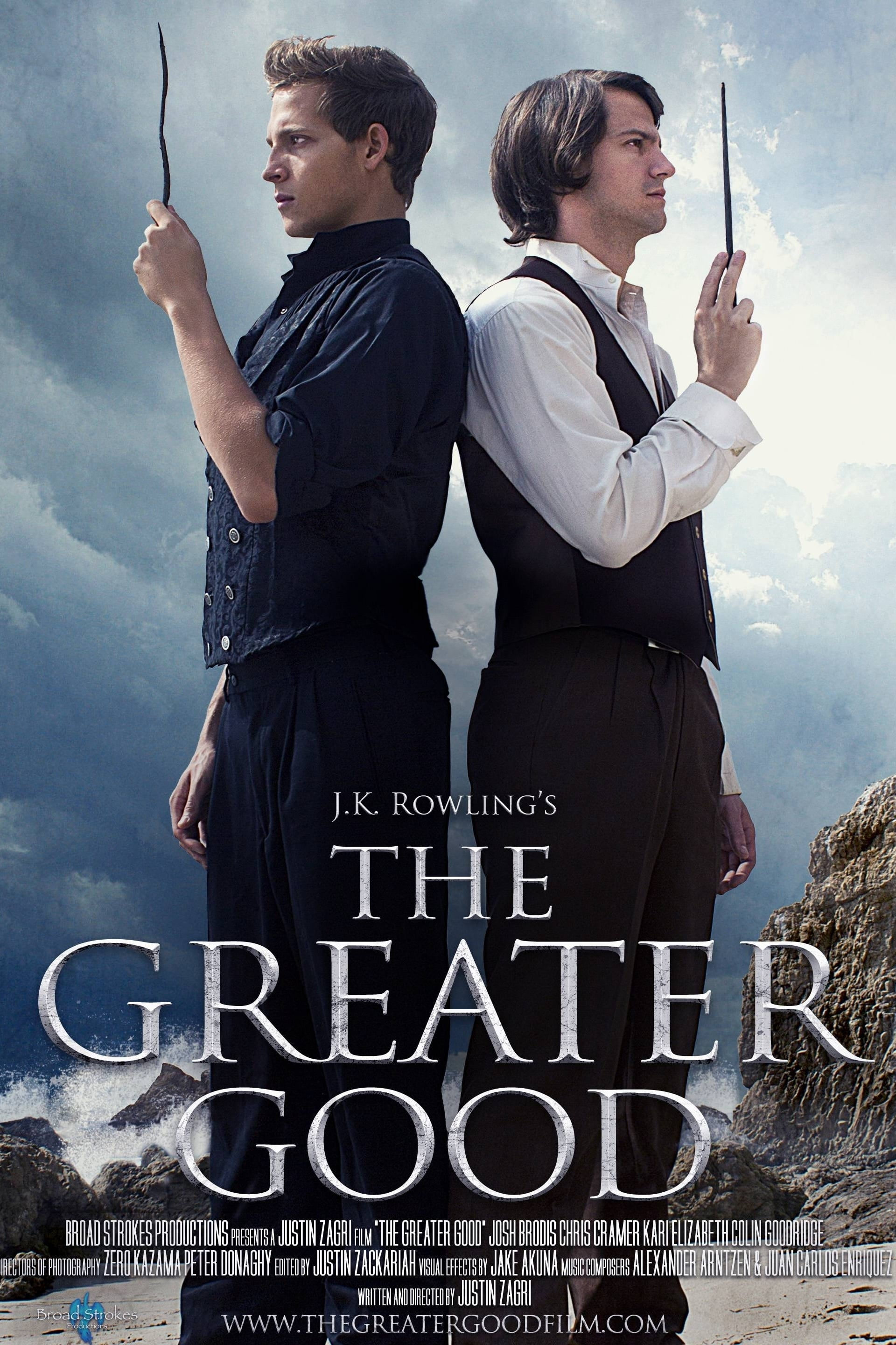 The Greater Good - Harry Potter Fan Film (2013)