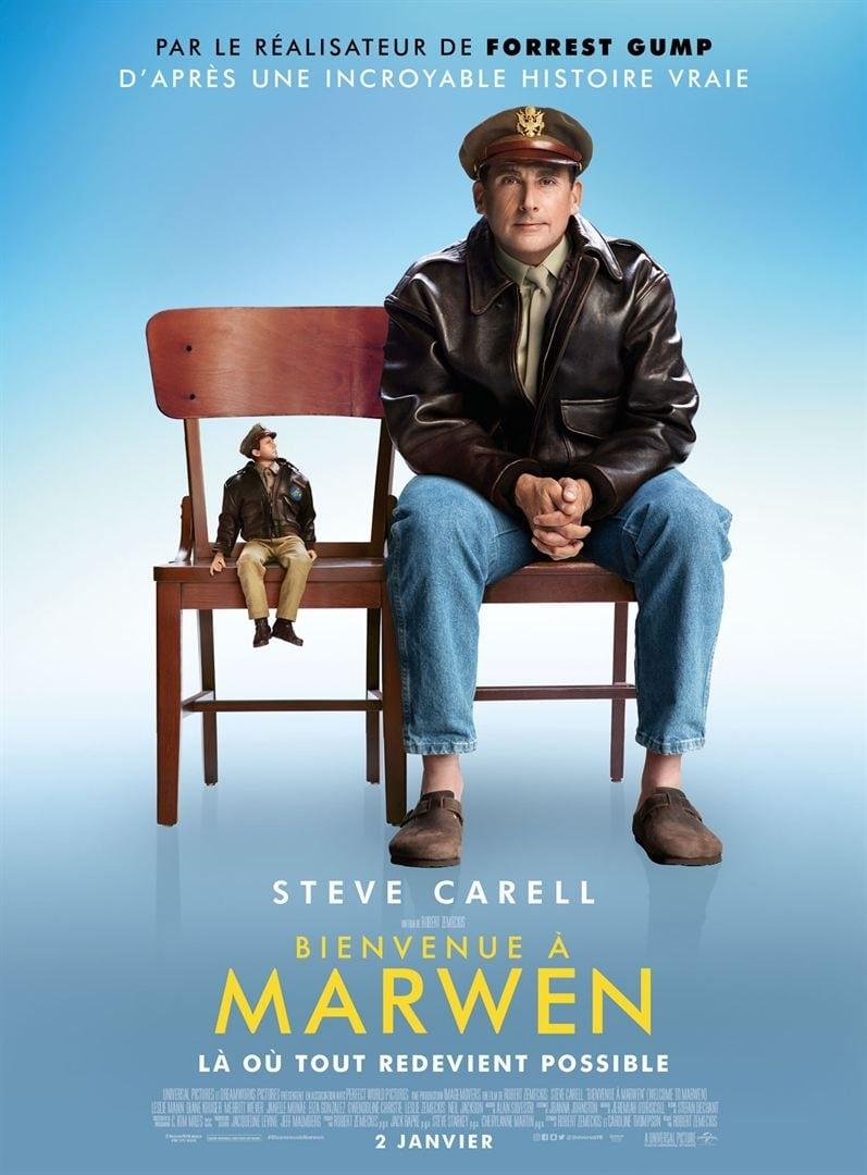 Bienvenue à Marwen - Mator