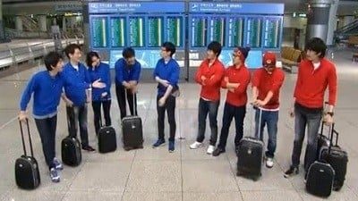 Running Man Season 1 :Episode 33  City Chase