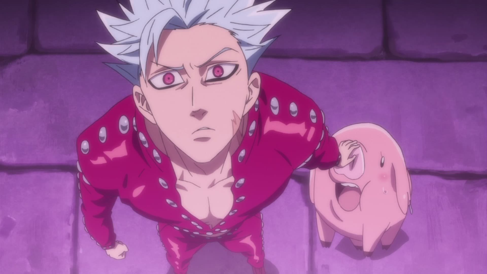 The Seven Deadly Sins Season 1 :Episode 21  Now, Approaching Threat Towards There