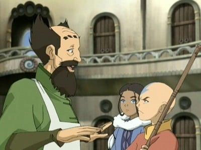 Avatar - Der Herr der Elemente Season 1 :Episode 17  Luftakrobaten