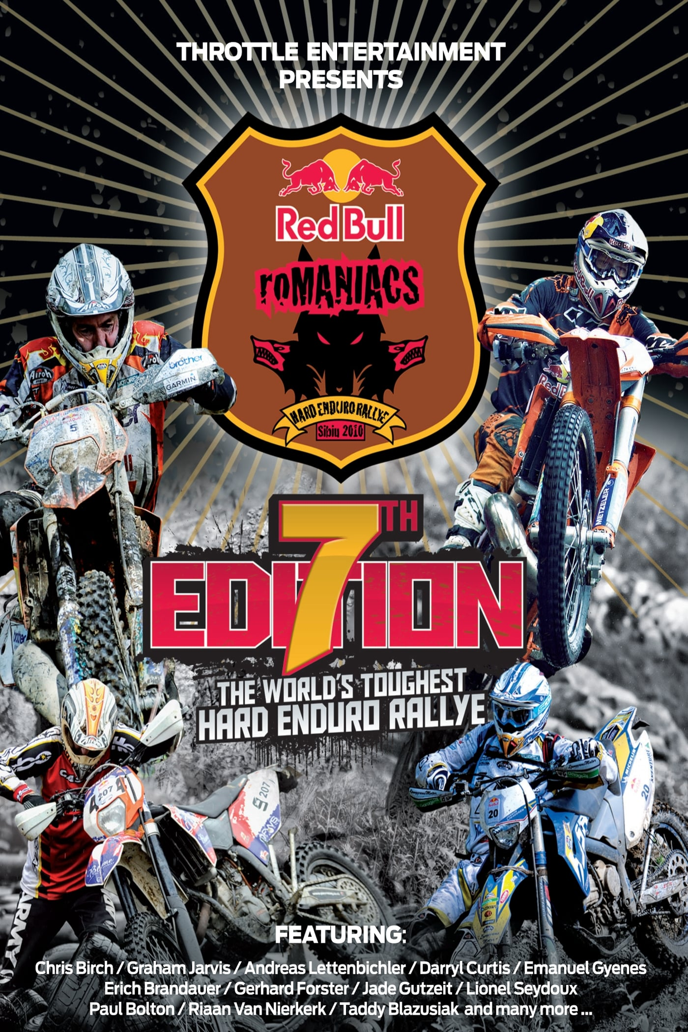 Red Bull Romaniacs 7 on FREECABLE TV