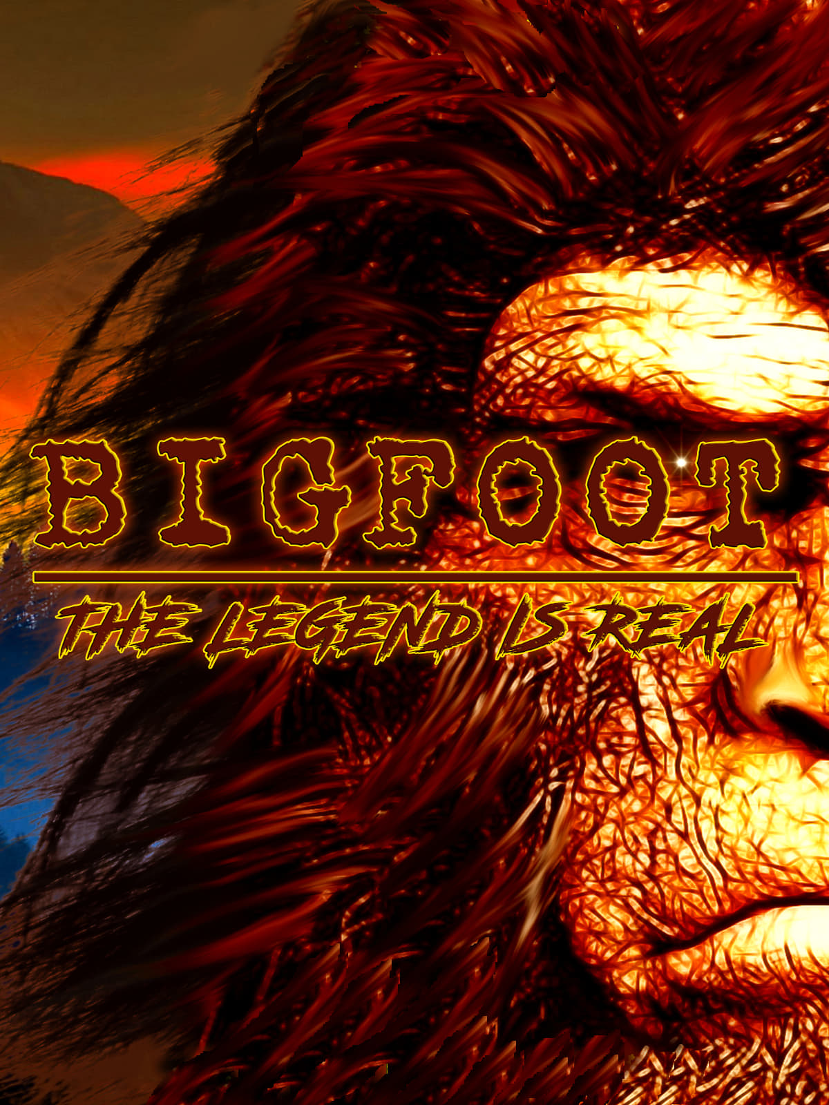 Bigfoot: The Legend is Real on FREECABLE TV