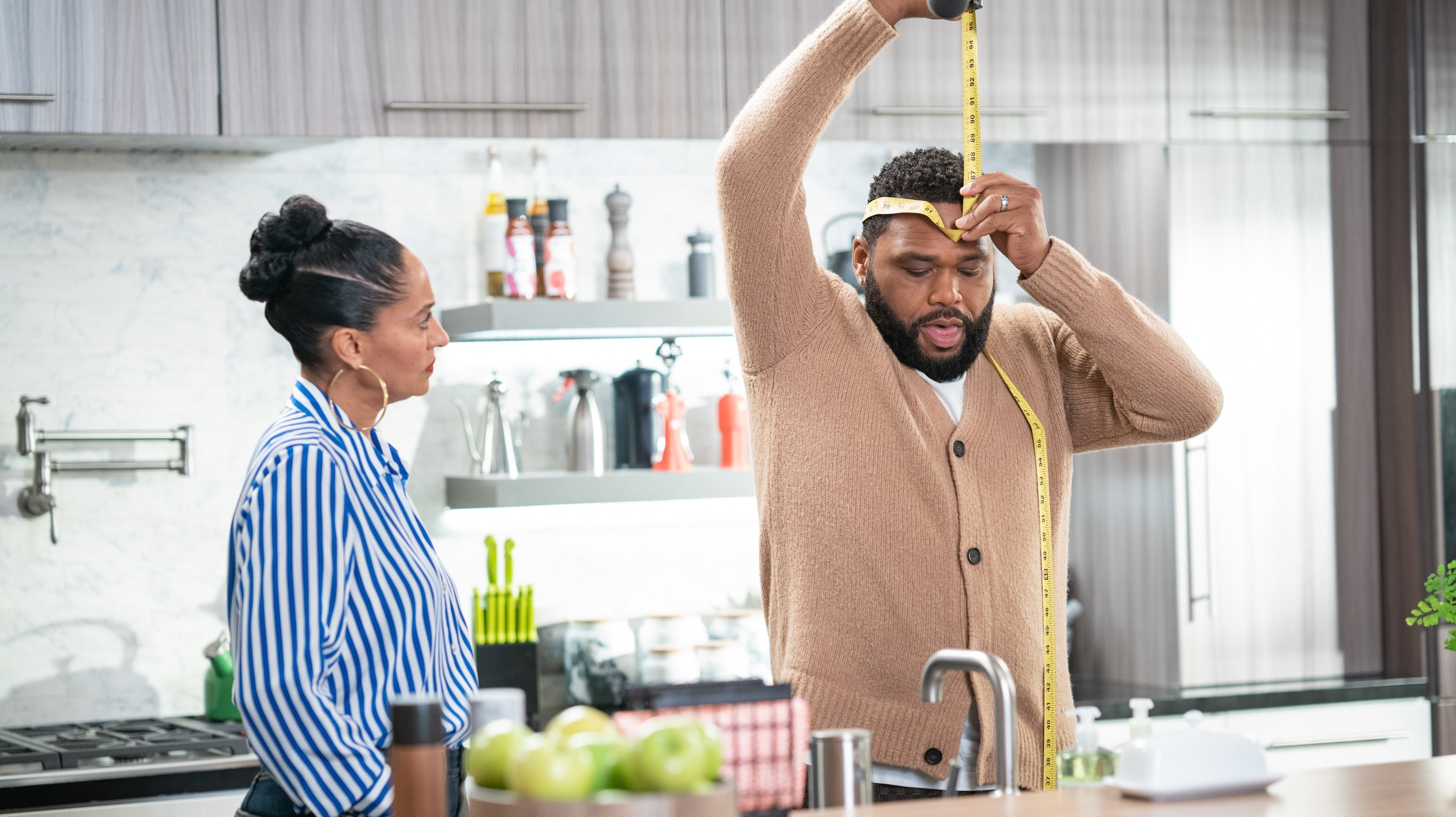black-ish Season 6 :Episode 4  When I Grow Up (To Be a Man)