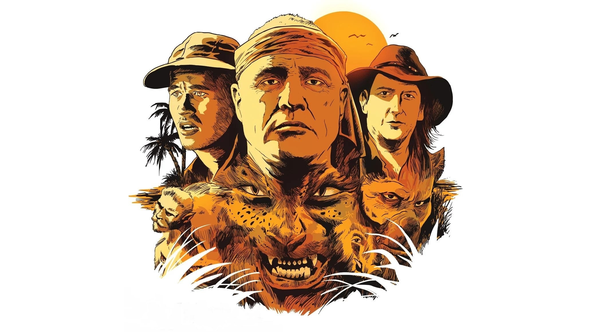L'île du Dr. Moreau (1996)