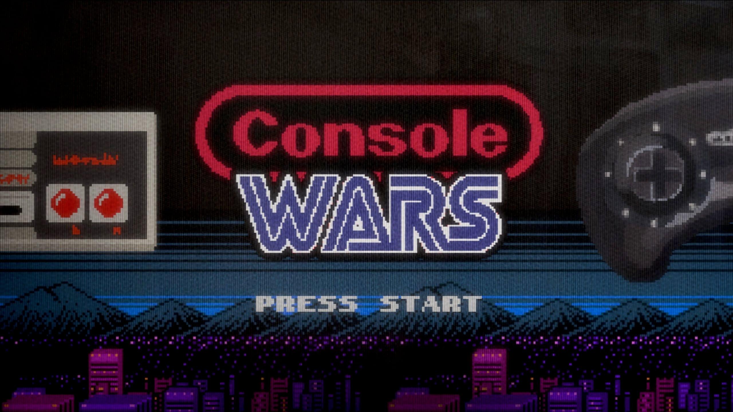 Guerra de Consolas