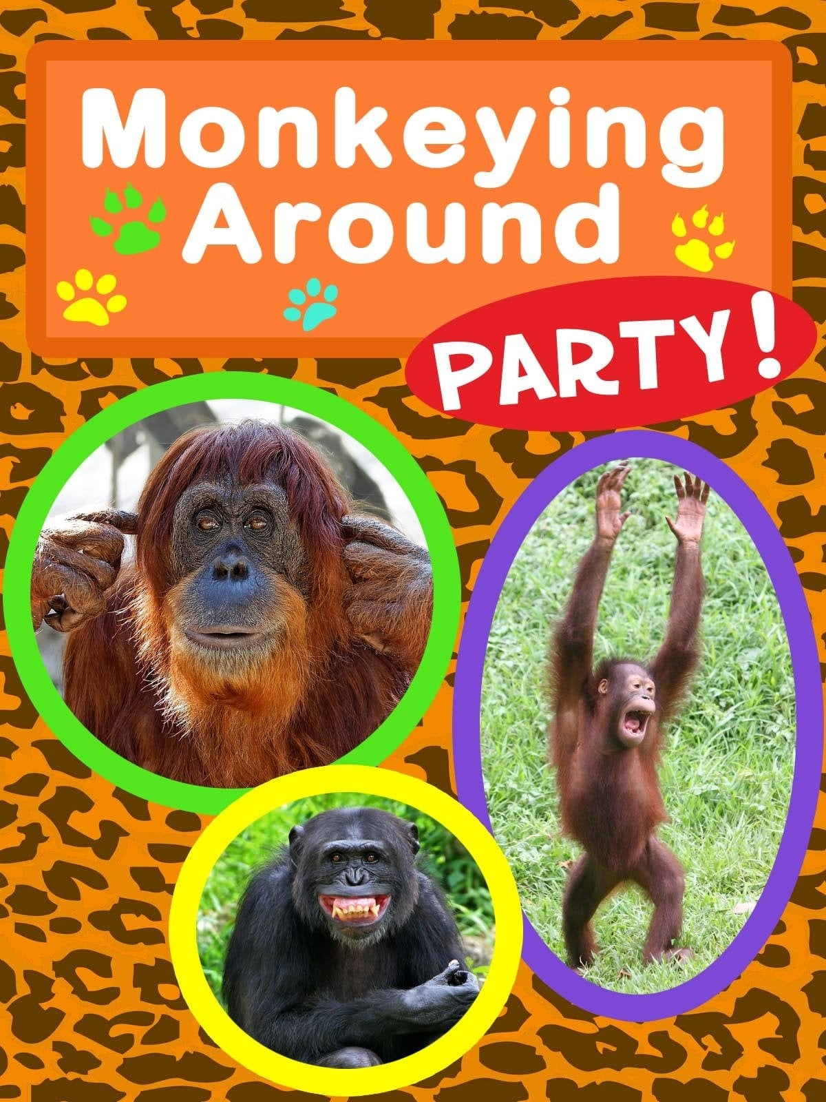 Monkeying Around Party on FREECABLE TV